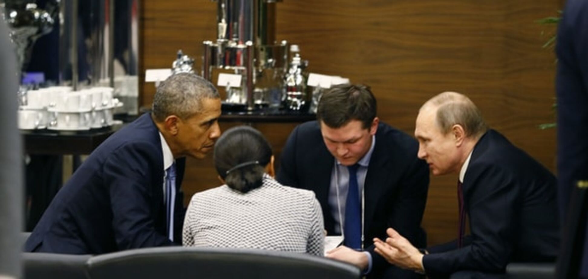 Після атак у Парижі: Обама на саміті G-20 зробив Путіну пропозицію
