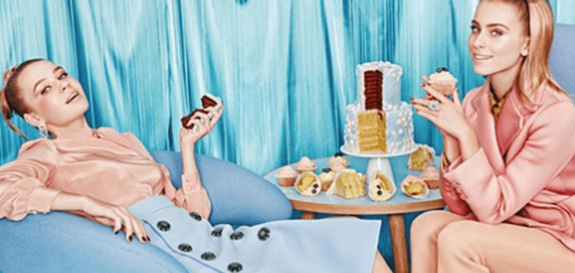 Совсем взрослые: дочь Брежневой и внучка Ротару снялись в совместной фотосессии