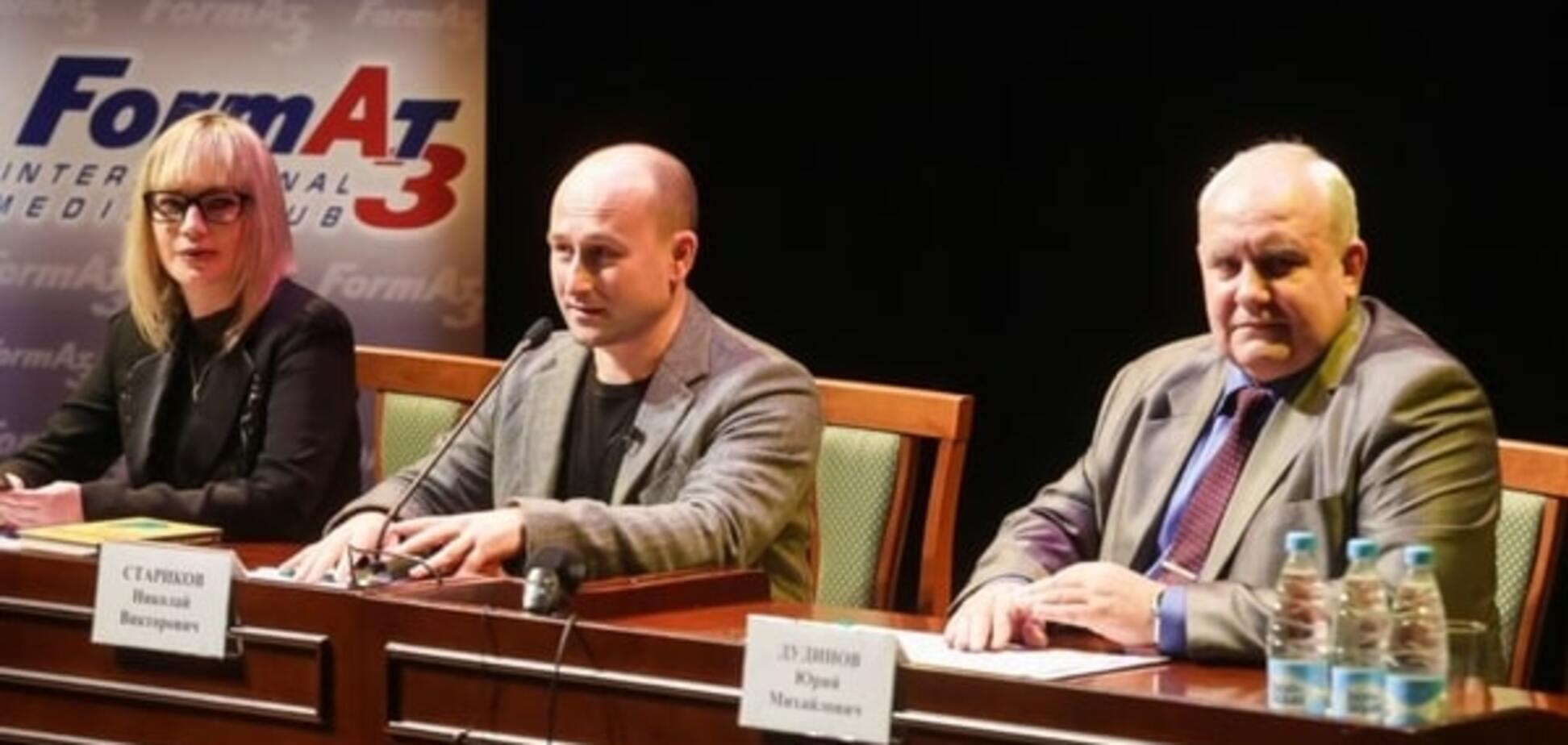 'Чемодан! Вокзал! Россия!': в Минске 'тепло' встретили идеолога 'русского мира'