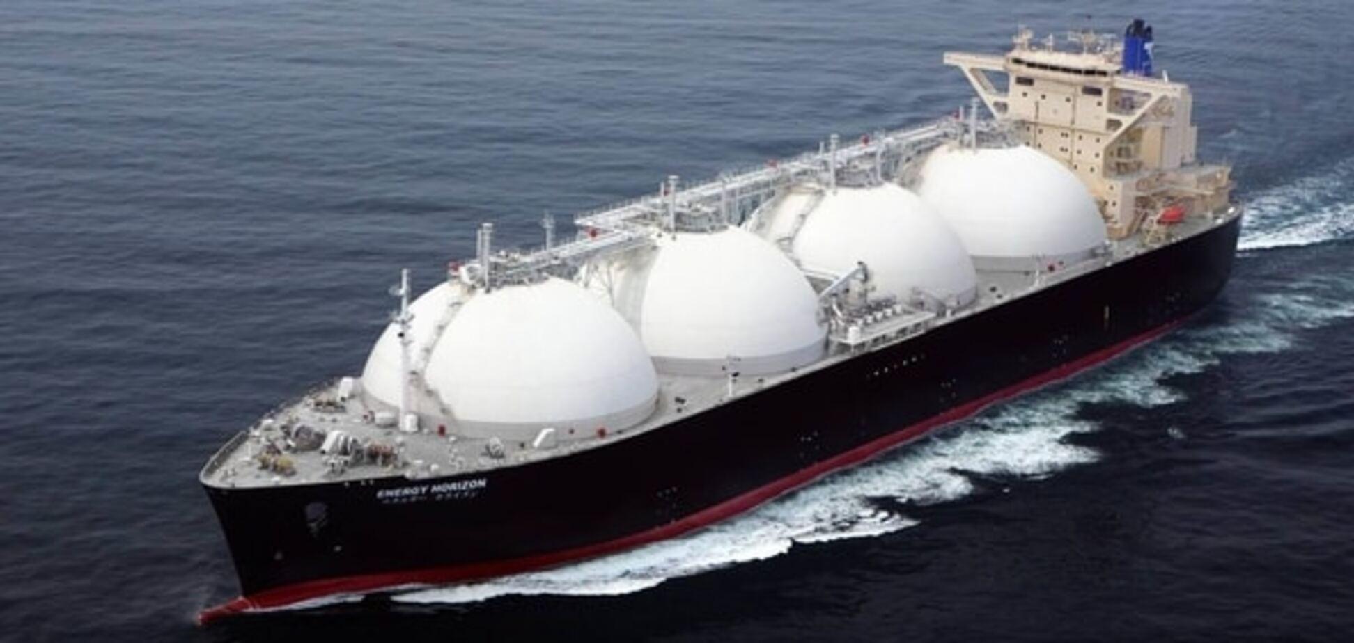 ЗМІ: Литва замінить російський газ американським