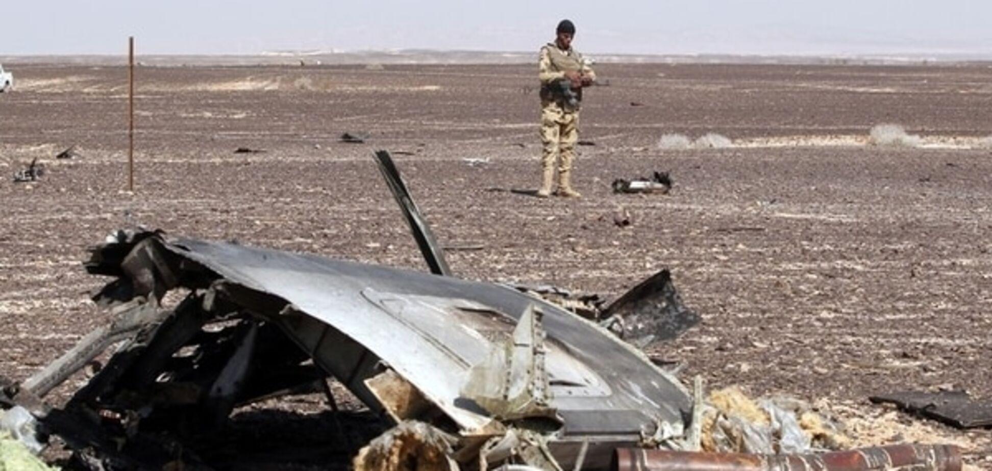 Крах A321: єгипетська влада спростувала затримання співробітників аеропорту