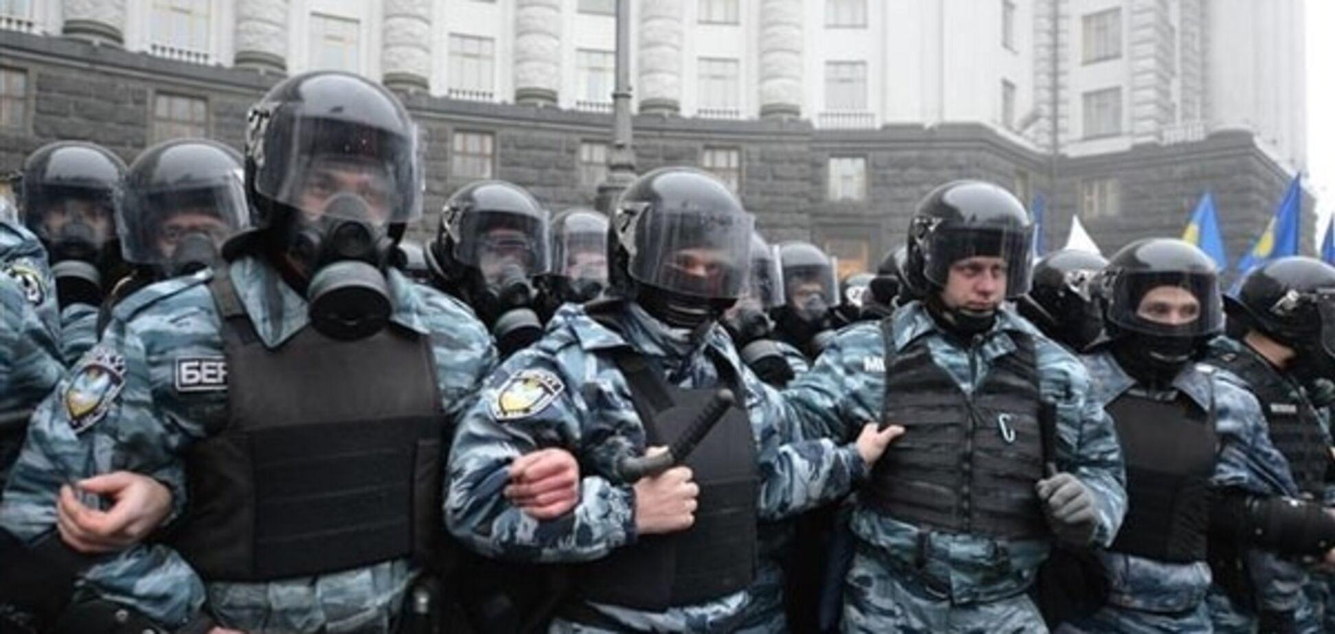 Всі 'беркутівці' уникають свідчень у справі про розстріл Майдану - ГПУ
