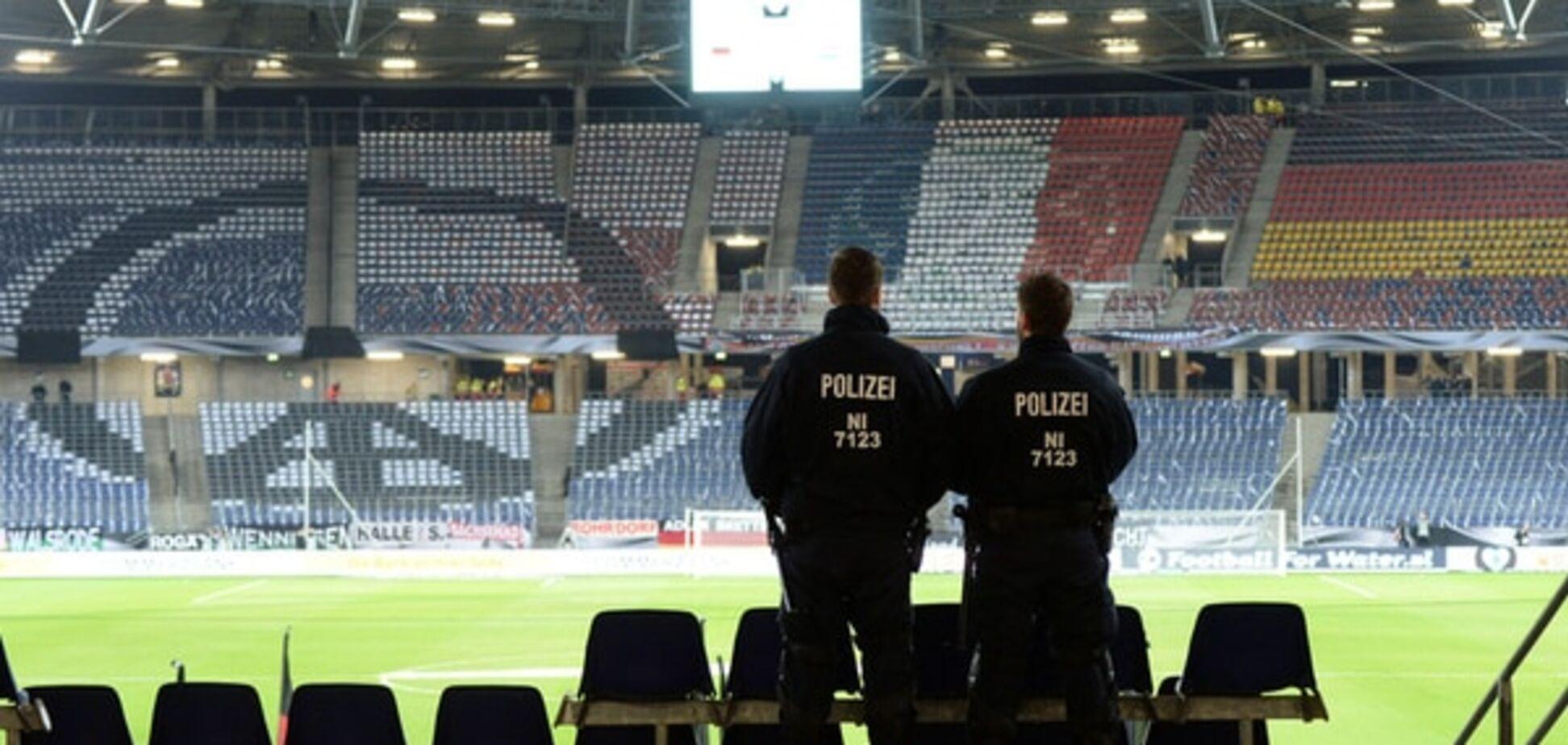 Стадіон в Німеччині евакуювали через знайдену бомбу