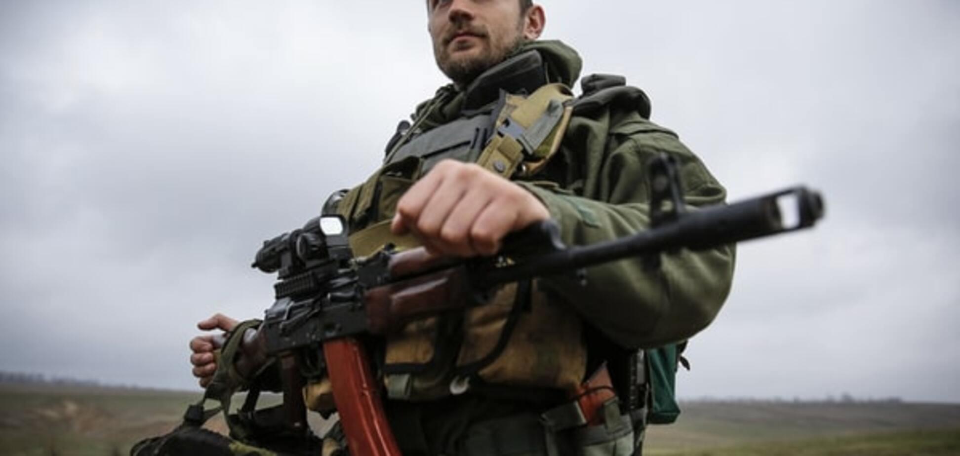 Бойцы АТО вступили в перестрелку с террористами в Широкино