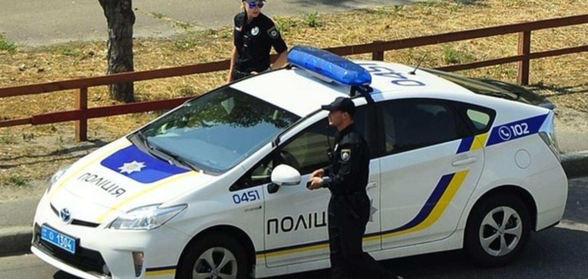 В Киеве произошла перестрелка, ранен полицейский - СМИ