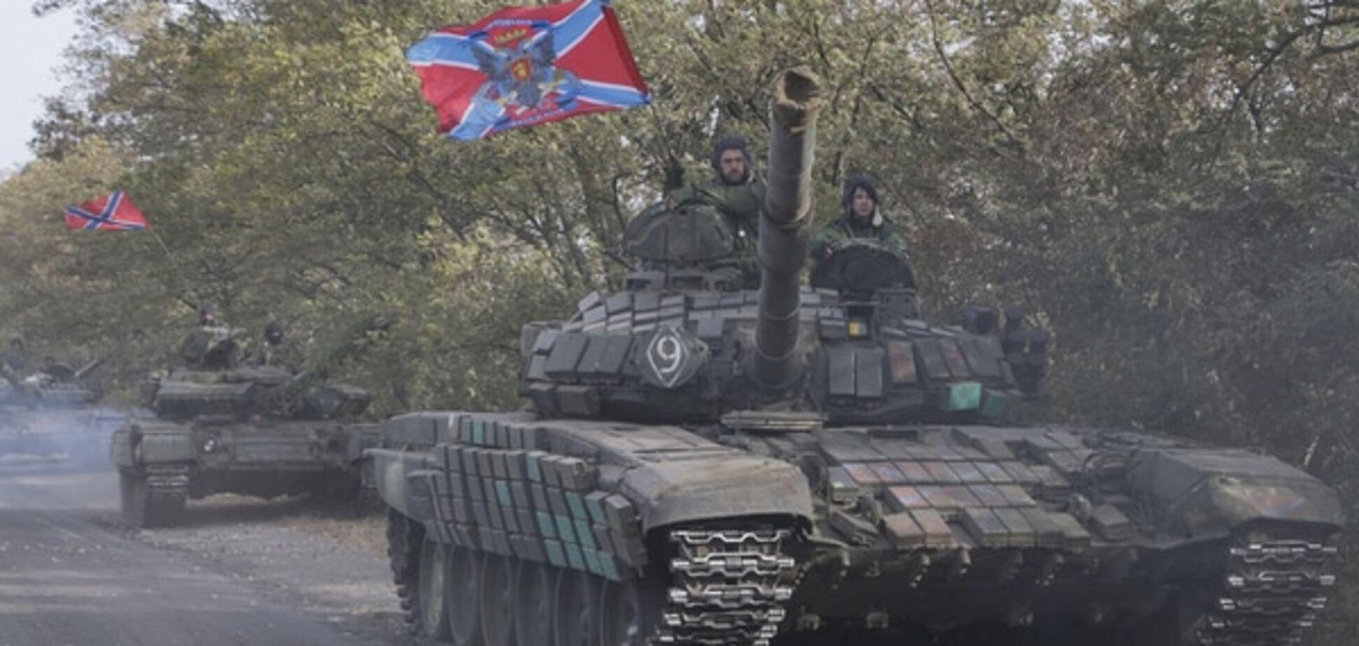 У Росії пояснили, чому терористи збільшили кількість атак у зоні АТО: Кремль ні при чому