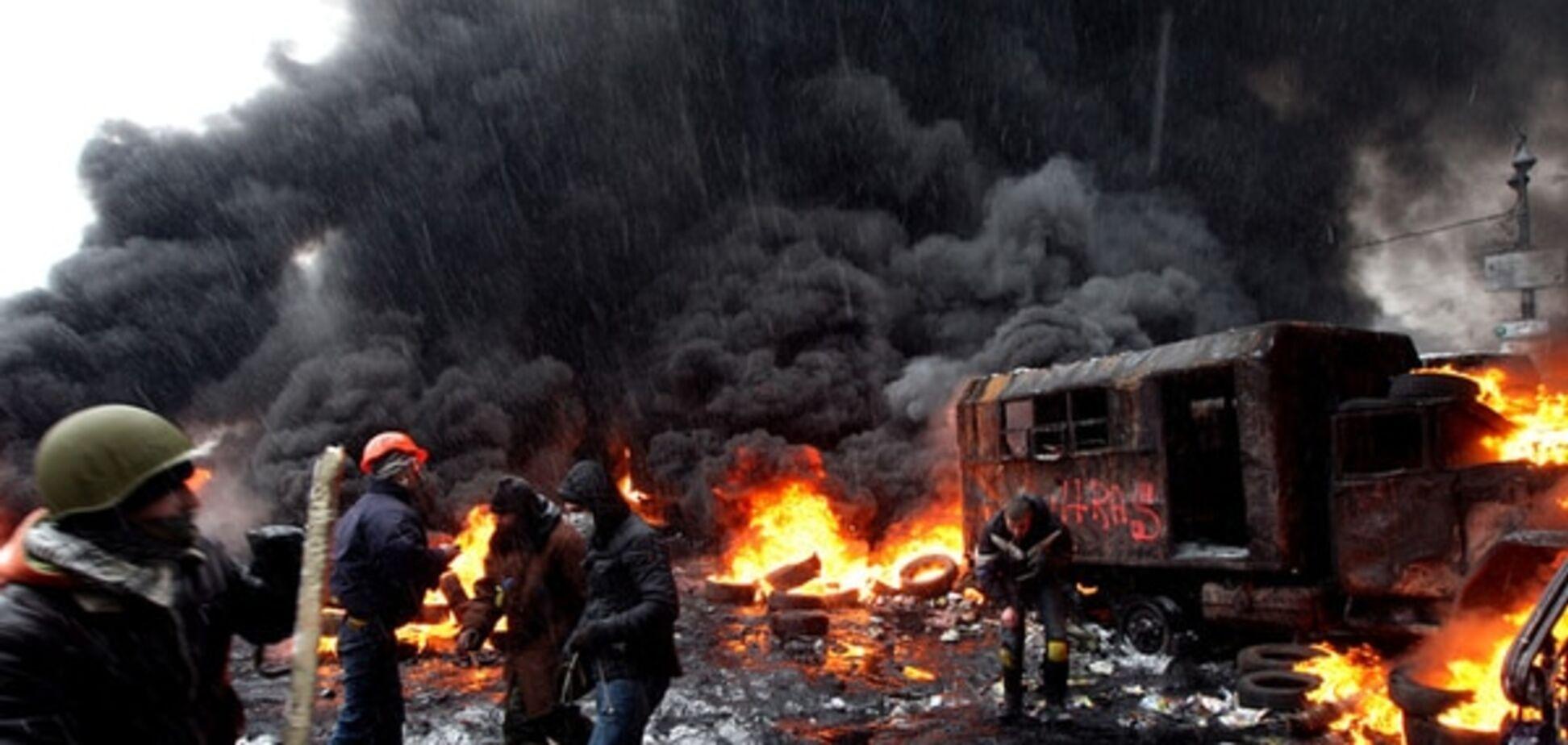 У Генпрокуратурі оголосили кількість злочинів проти Майдану