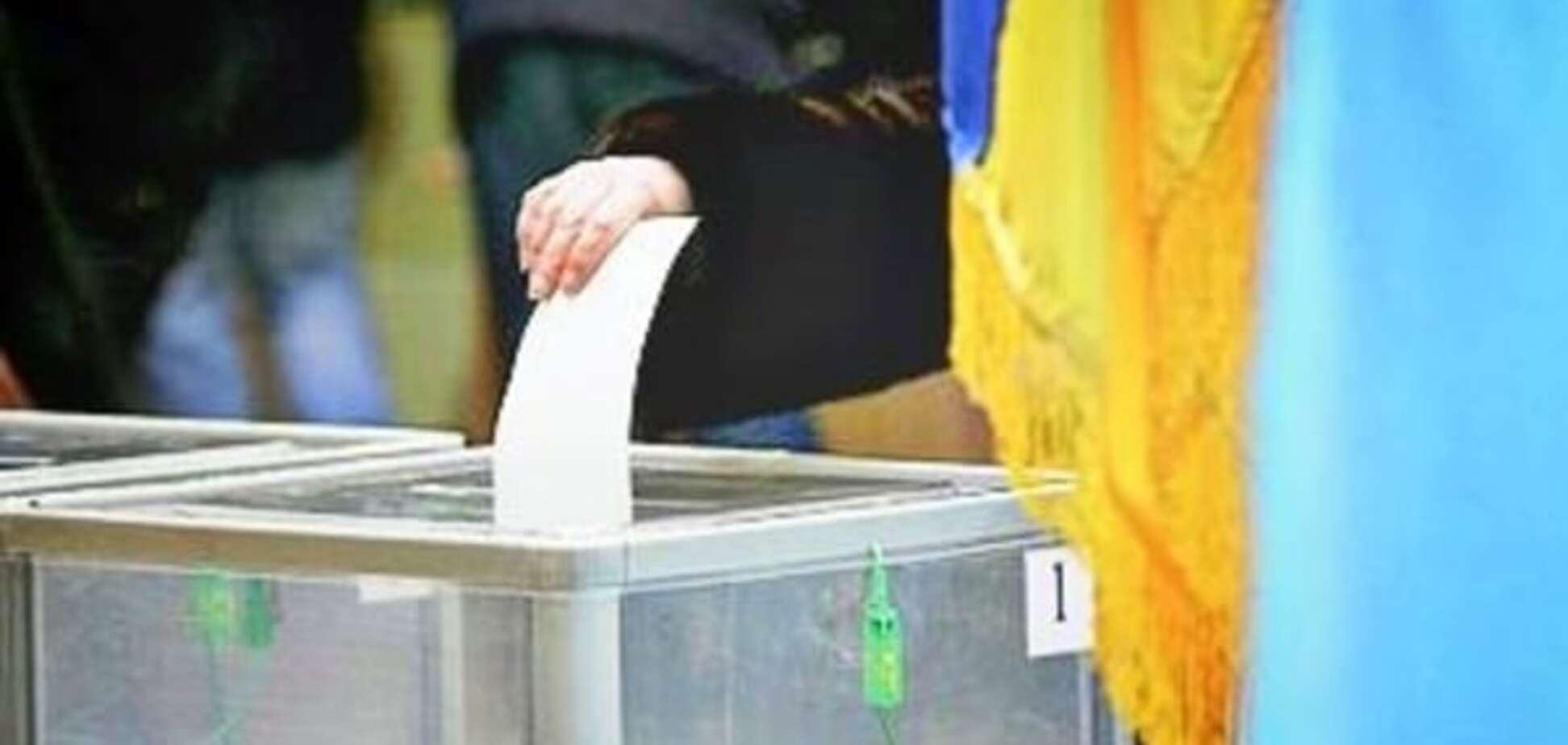 Виборці показали 'жовту картку' українській політиці