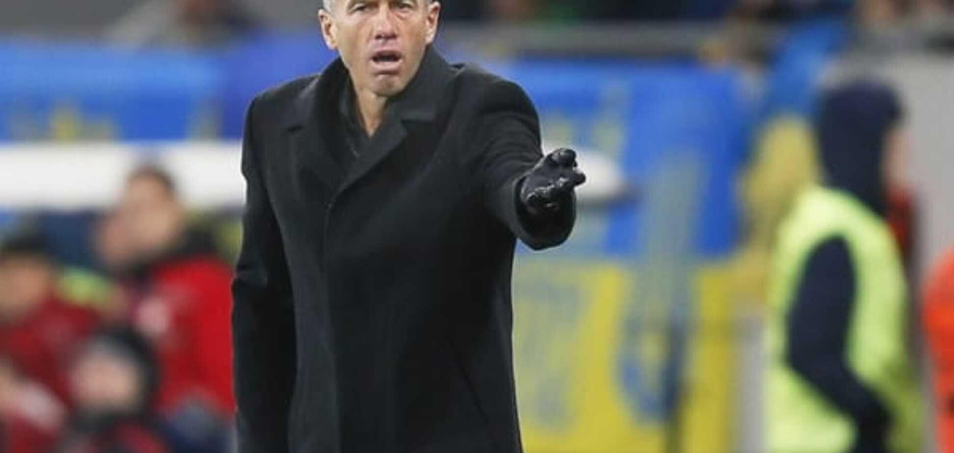 Тренер Словенії готується шокувати Україну заміною головної зірки