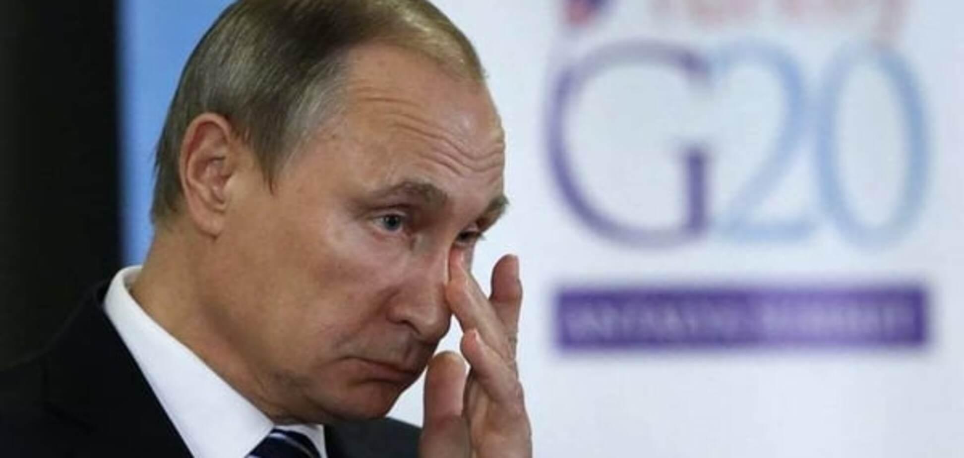 Новая роль Владимира Путина