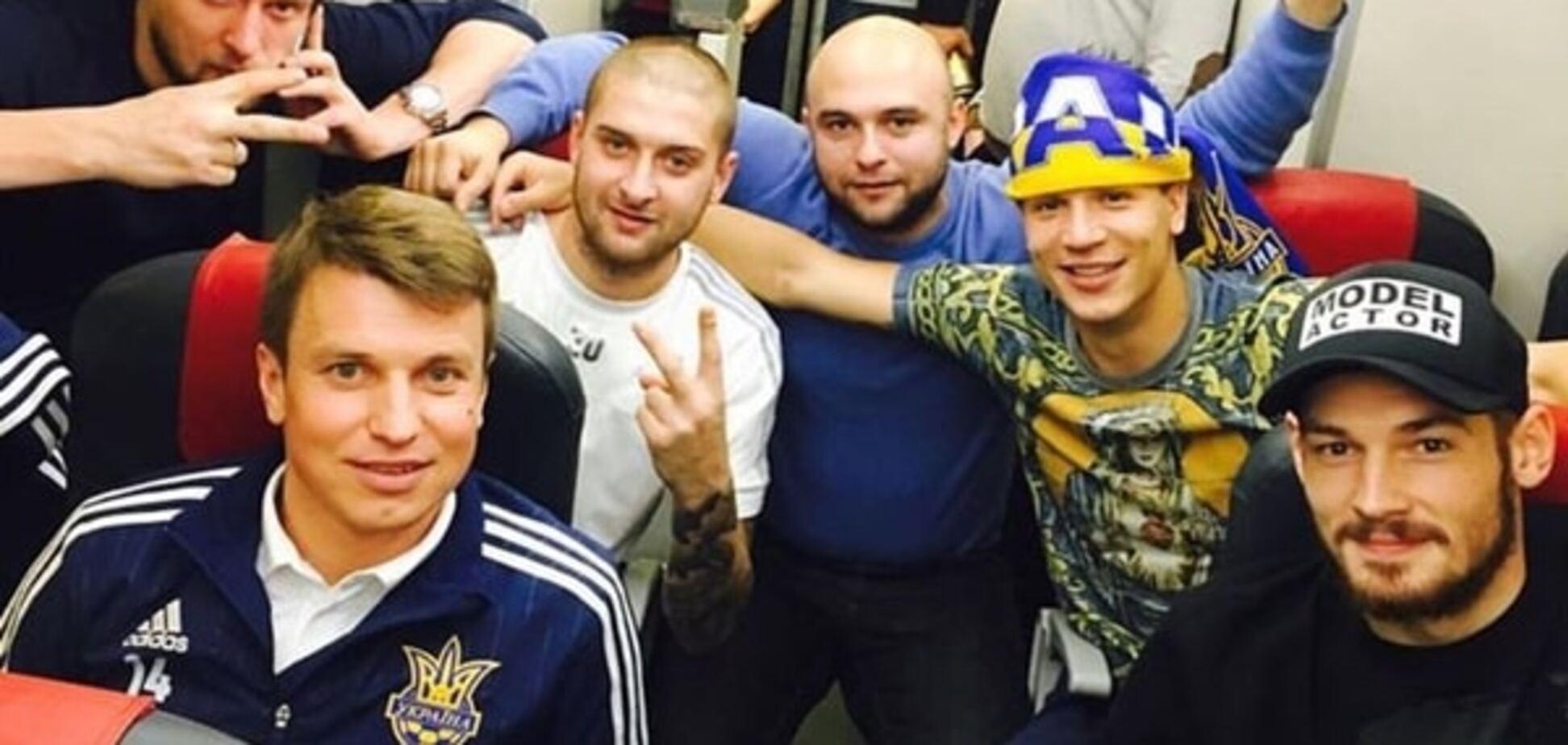 Ракицкий патриотично обратился к Украине после выхода на Евро-2016