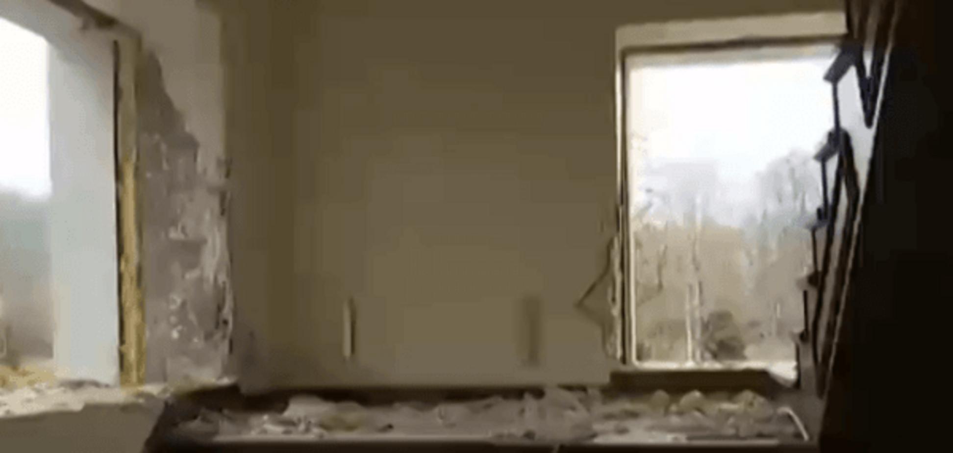 Мародери розграбували розкішні маєтки Пшонки: залишилися стіни і паркан