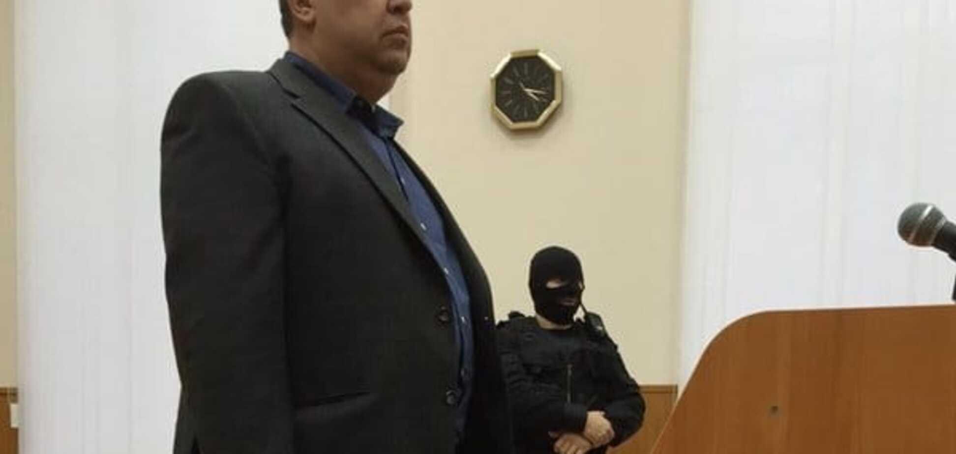 Плотницький прибув на суд над Савченко, адвокатам заборонили переказувати показання ватажка 'ЛНР'