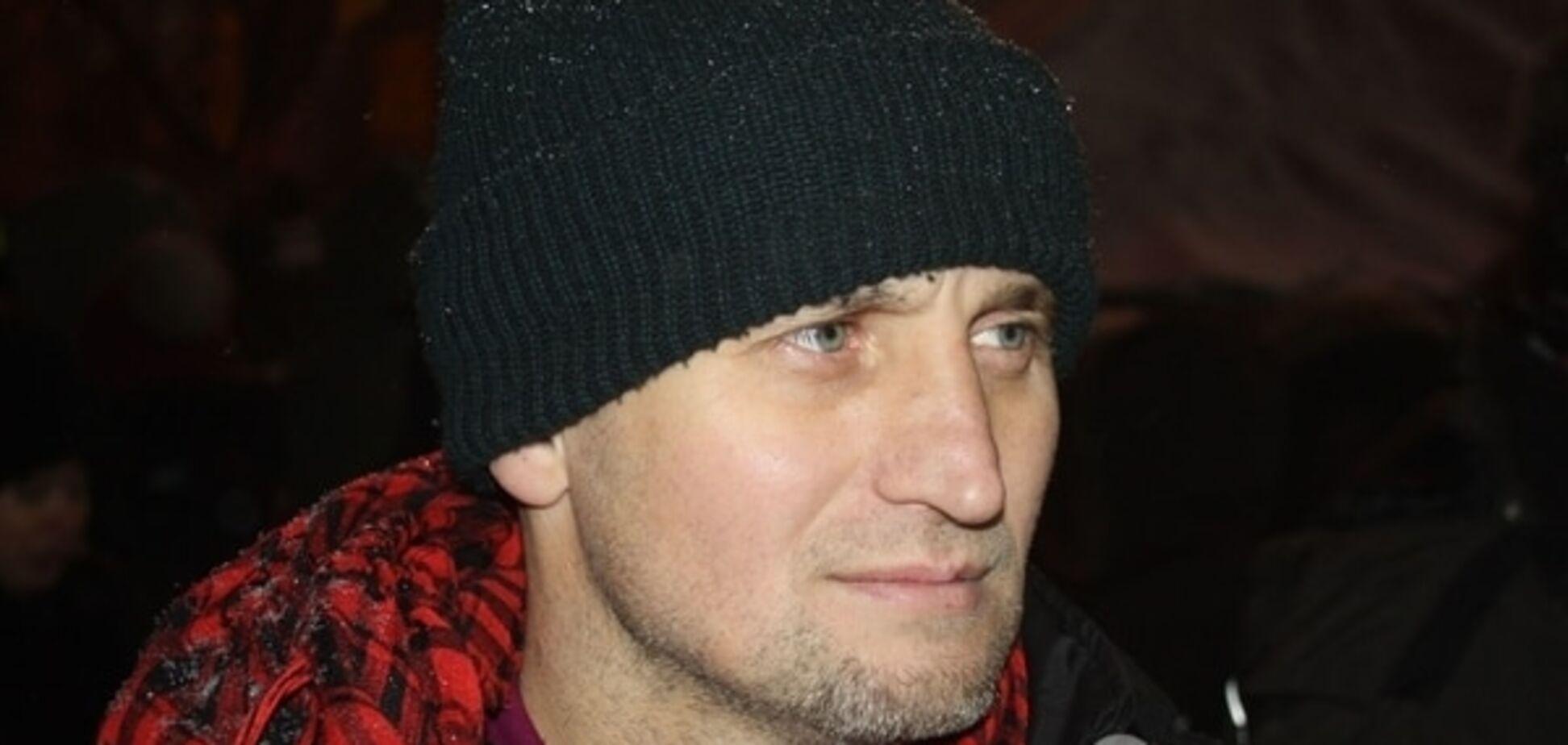 'Благослови, Боже, твої кулаки': волонтеру, який побив Добкіна, дякують в Facebook