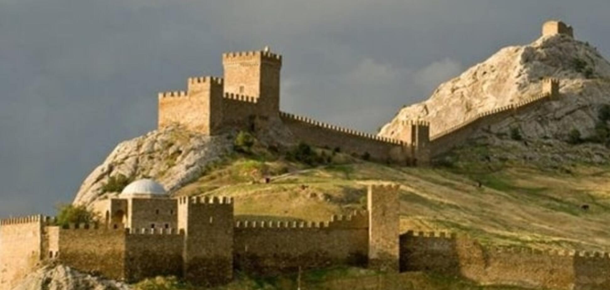 В Крыму из-за халатности оккупантов разрушен древний памятник архитектуры