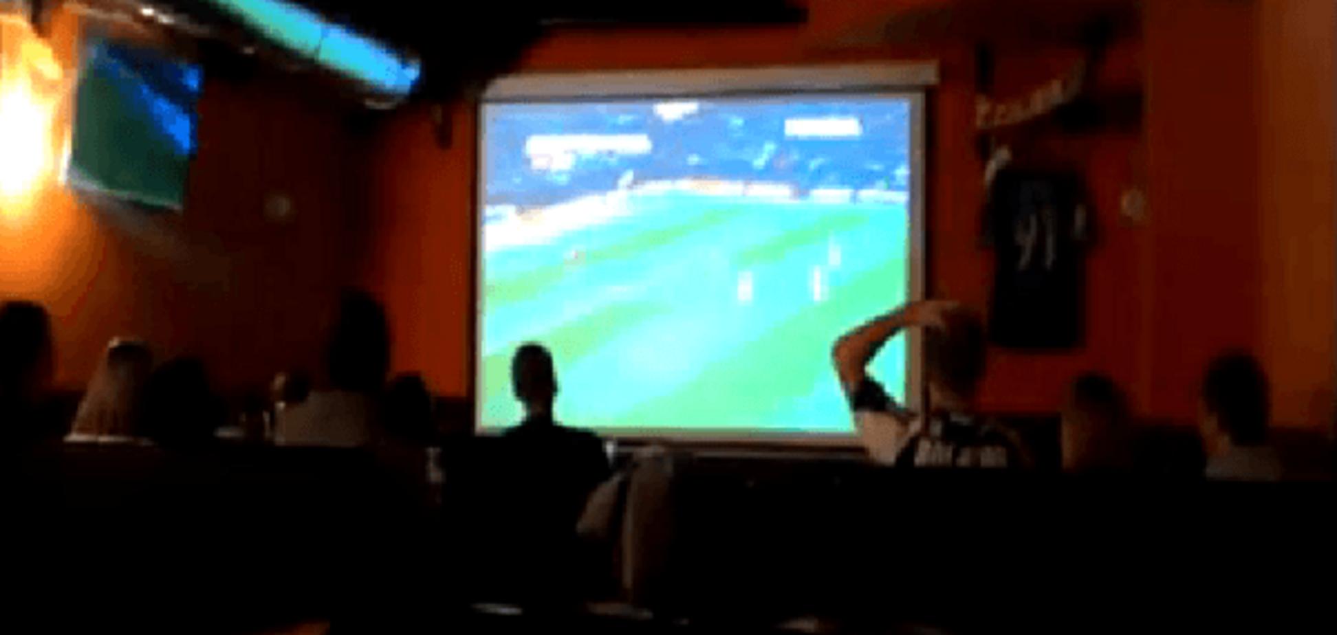 Крым наш! Как в Симферополе праздновали победу сборной Украины