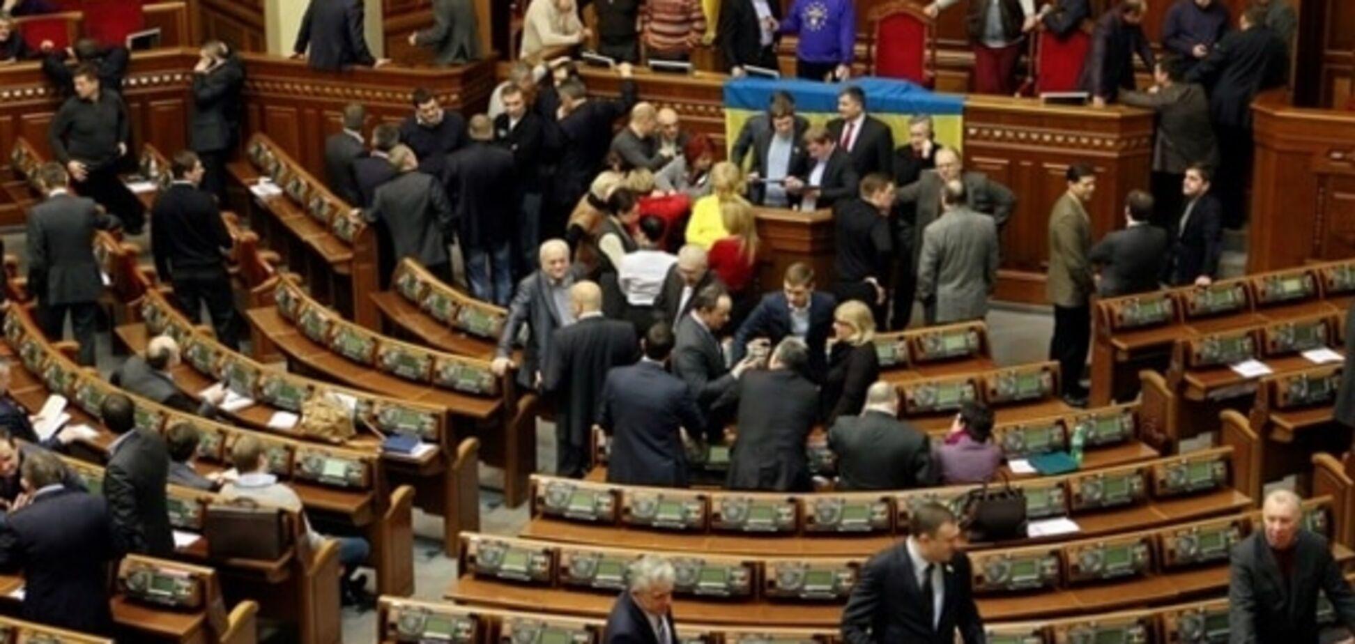 'Слід' Януковича: в ГПУ розслідували, як ухвалювалися 'диктаторські закони' 16 січня