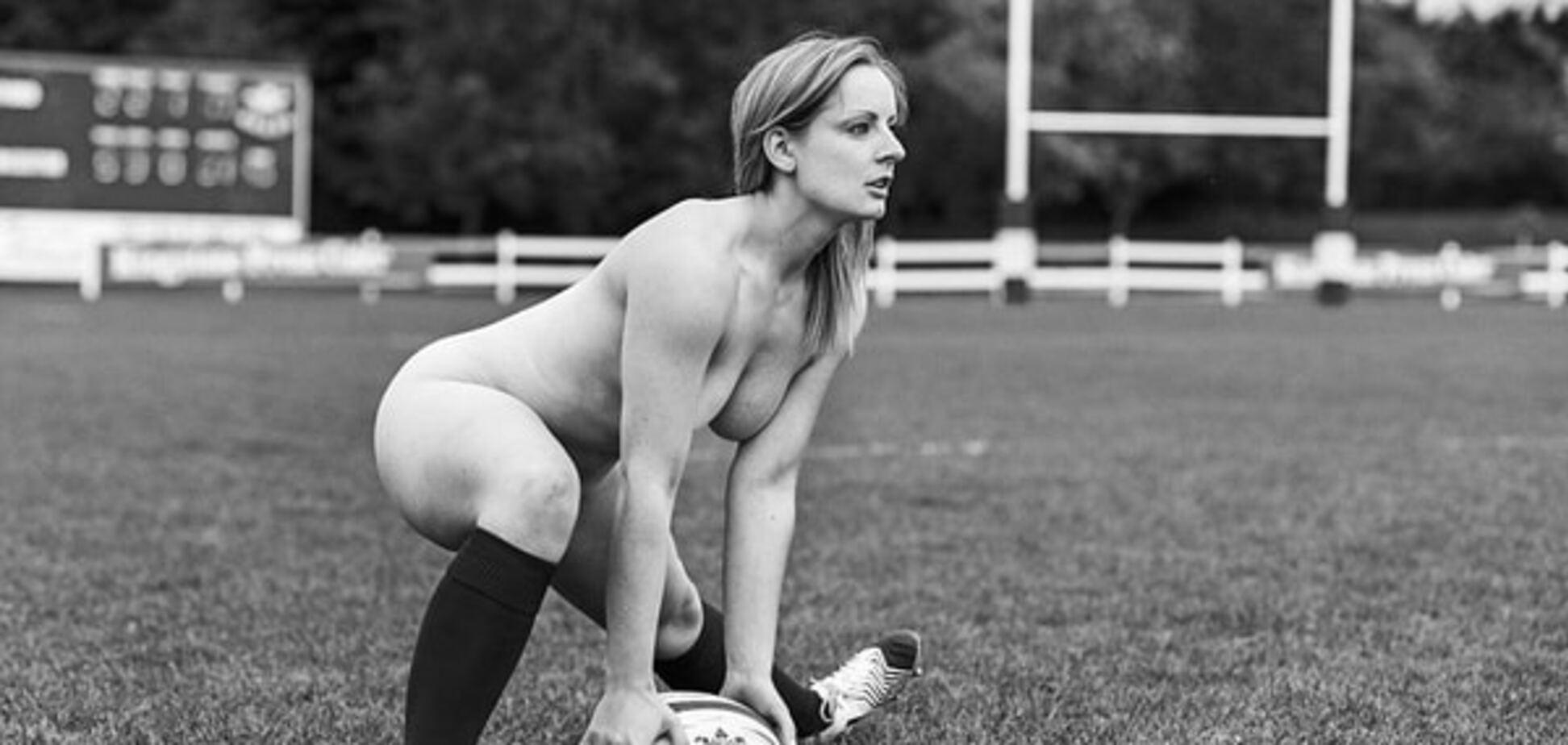 Английские регбистки поразили соцсети обнаженными фото