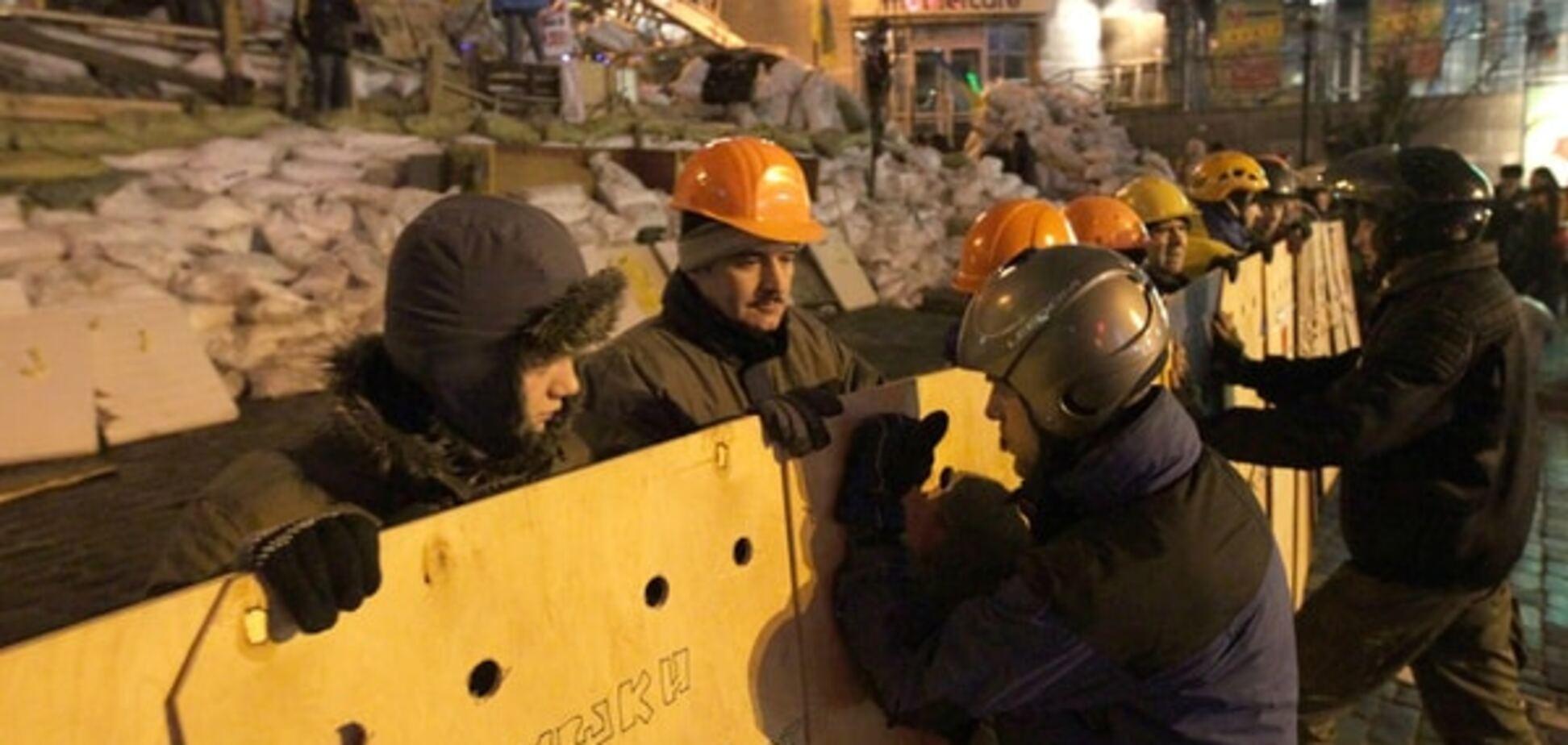 ГПУ назвала винних у розстрілі Євромайдану