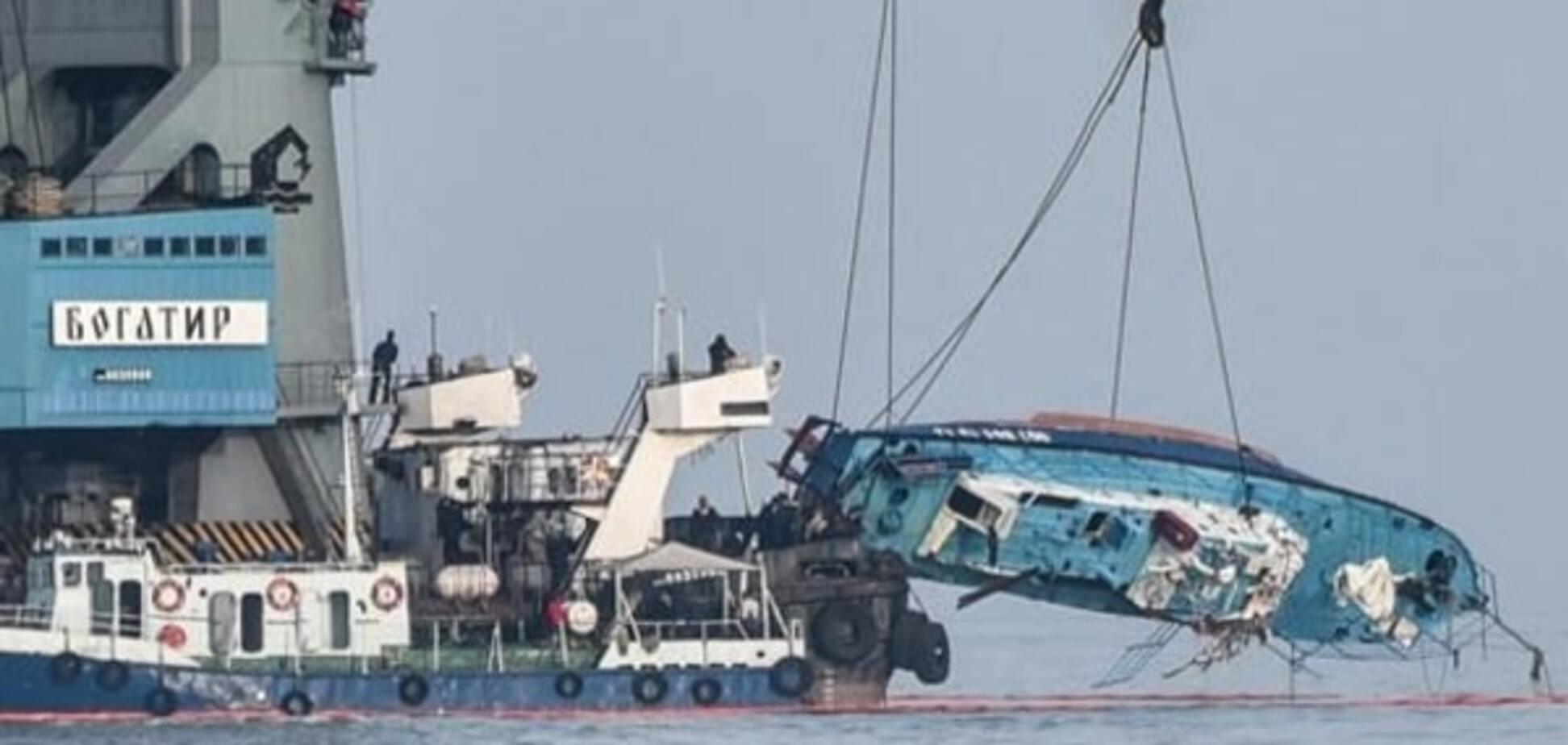 Рятувальники виявили тіло ще одного пасажира затонулої 'Іволги'
