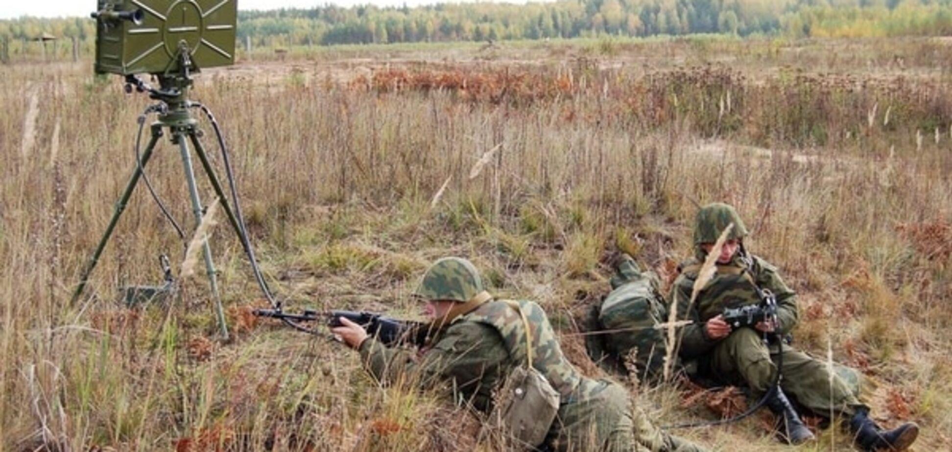Російські військові розмістили на лінії фронту комплекси наземної розвідки - ІО