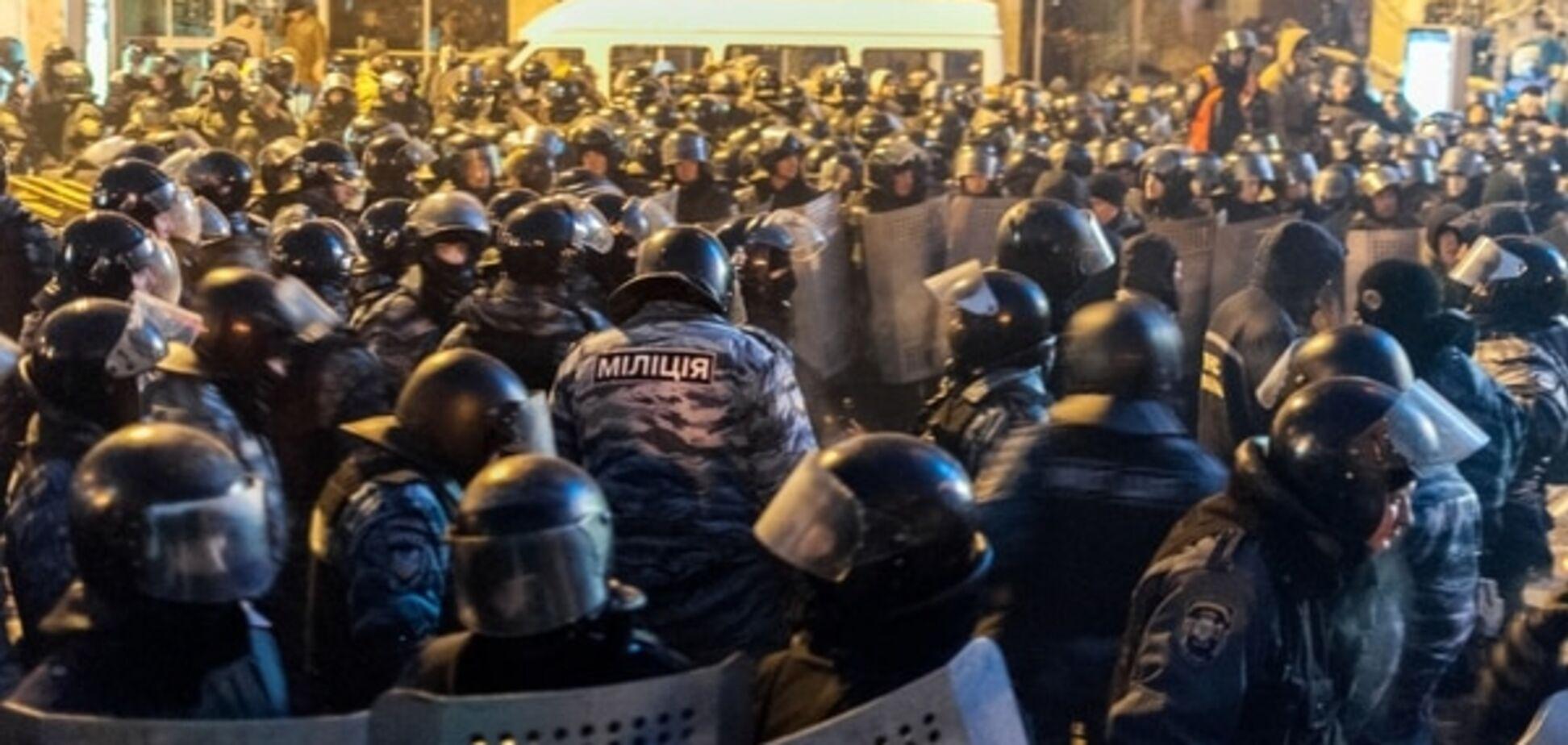 ГПУ розповіла про причетність Росії до кривавих подій на Майдані
