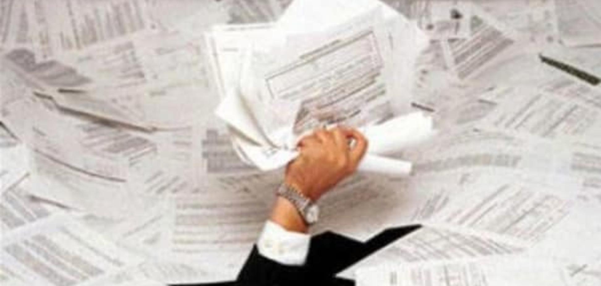 В Украине решили ликвидировать лишние разрешительные документы