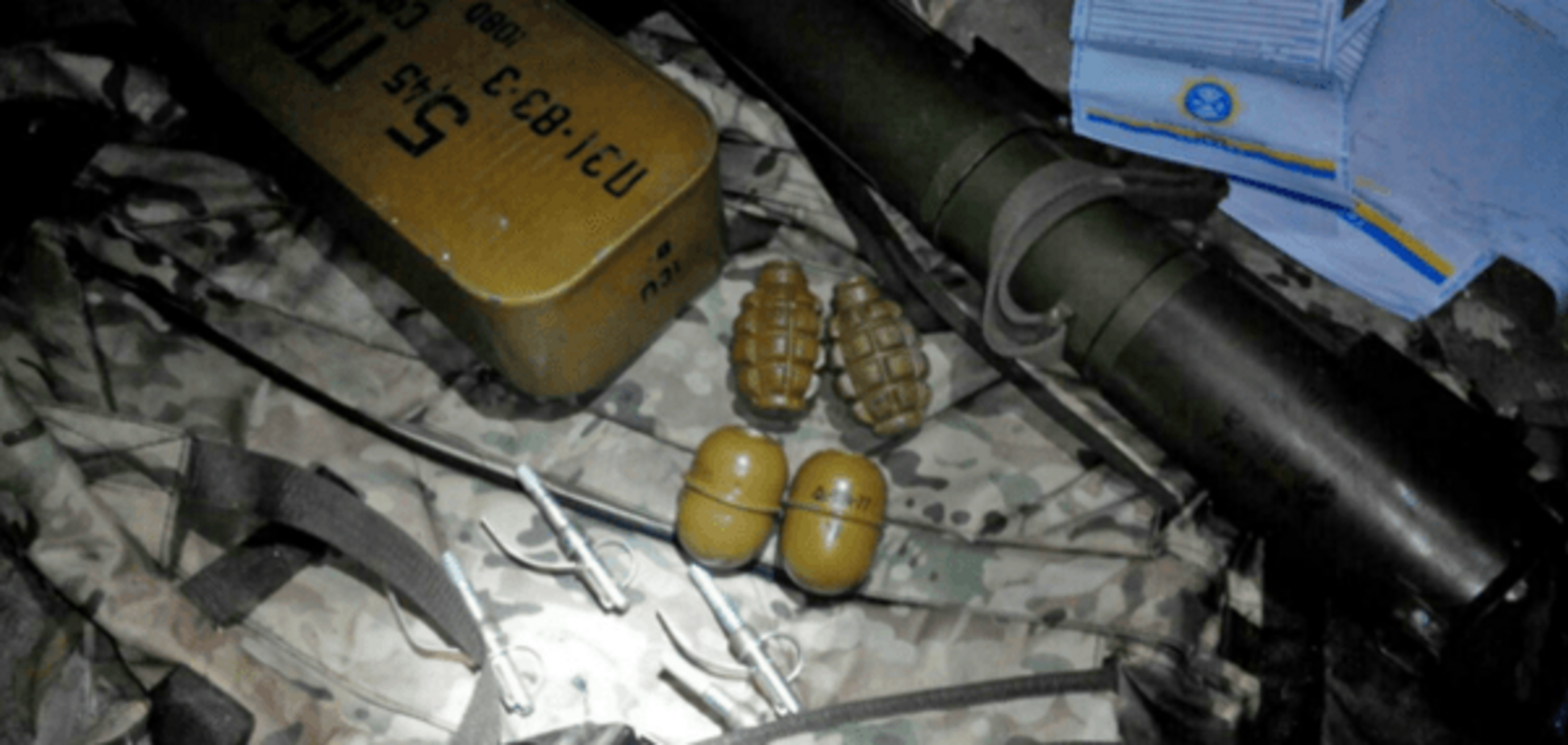У Харкові знайшли камуфляжну сумку з боєприпасами: опубліковані фото
