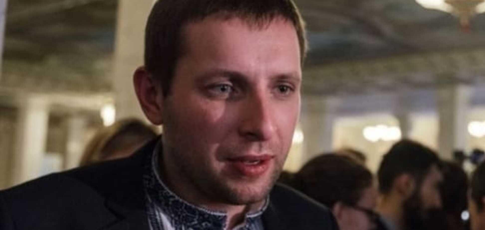 Домахався: ГПУ порушила кримінальну справу проти Парасюка