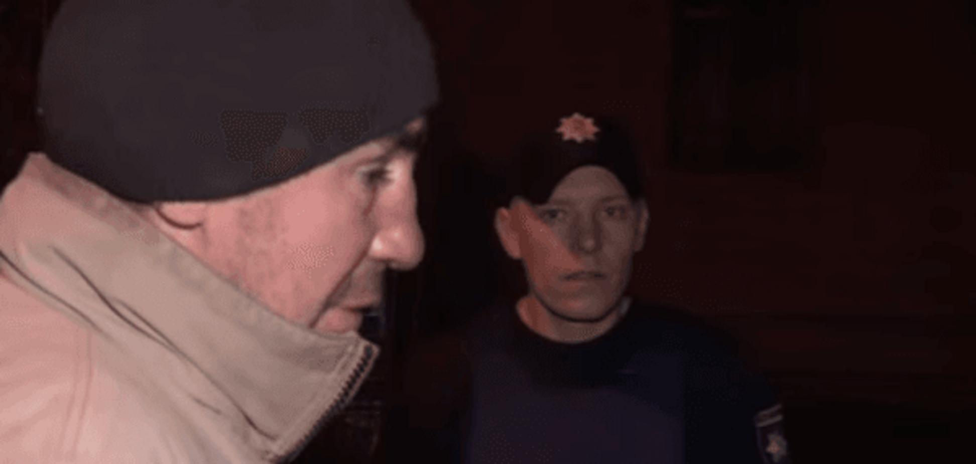 У Києві поліція 'накрила' лігво насильника-двірника: опубліковано відео