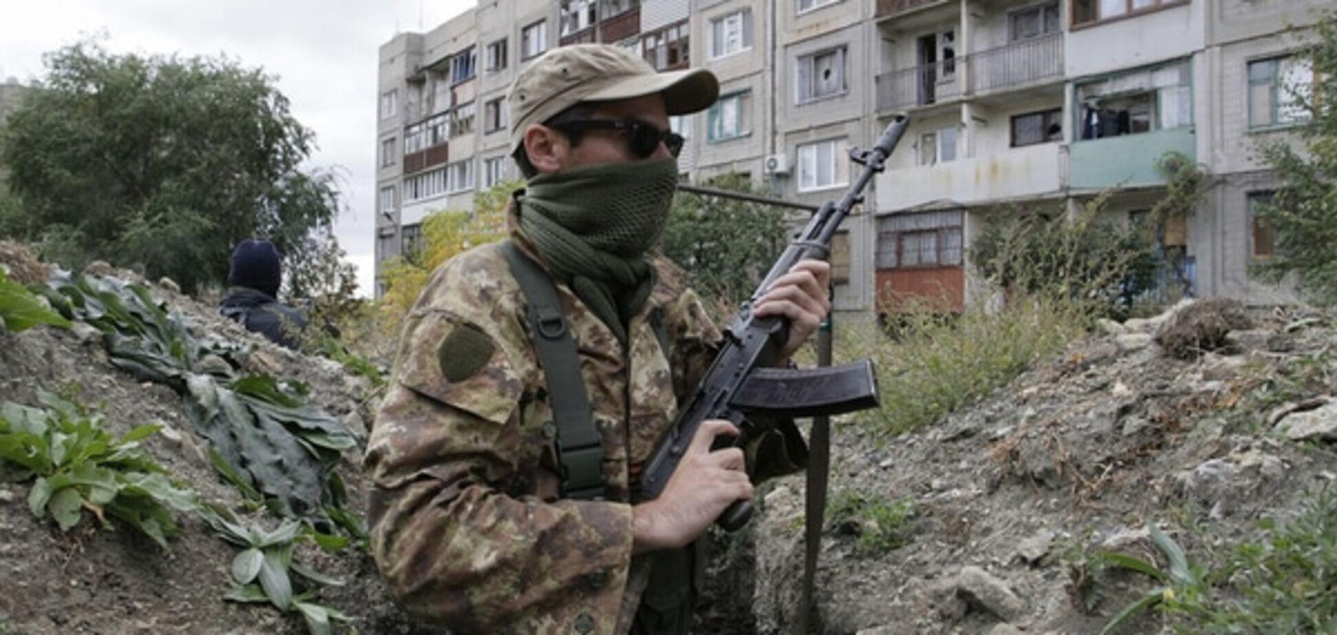 'ЛНР' мобілізує колишніх українських військових і міліціонерів