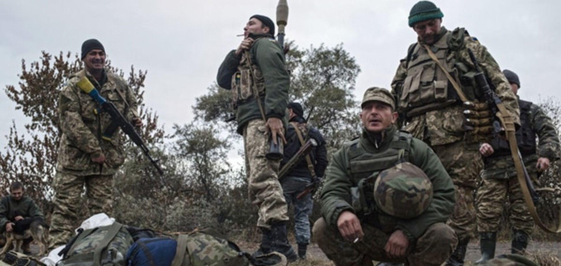 Терористи двічі за добу вели прицільний вогонь по силам АТО