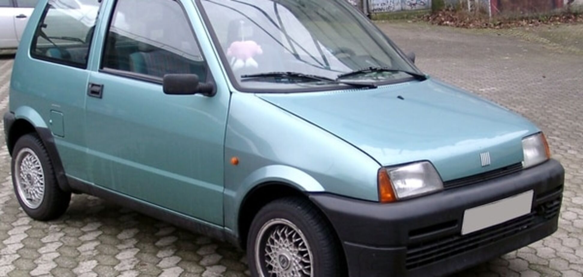 'Чунгачанга': киргизские ГАИшники 'изобрели' новую модель Fiat