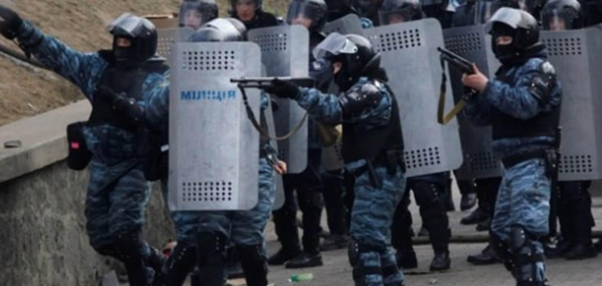 Стало відомо, де переховуються беркутівці, що розстрілювали Майдан