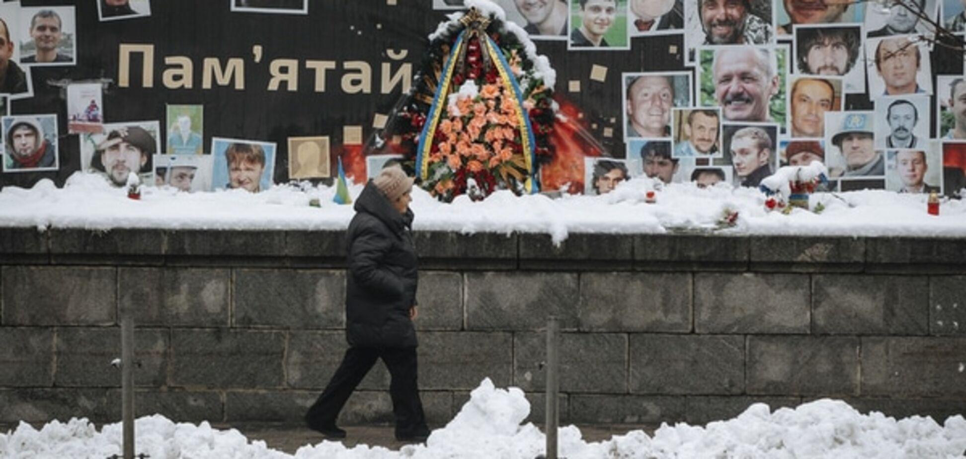 Адвокат: спецроти 'Беркута' не було під час розстрілів Євромайдану