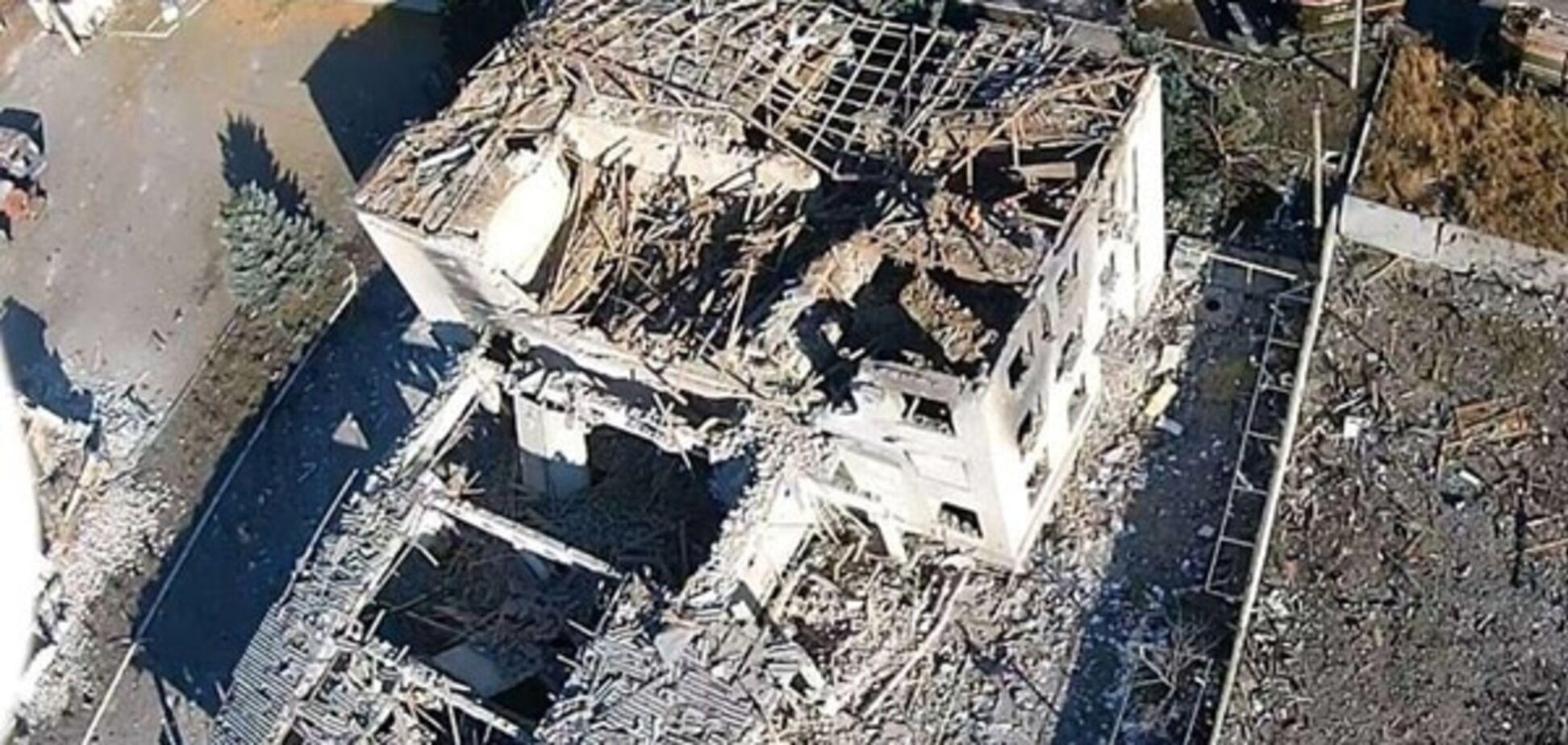 Новий вибух в Сватове: ДСНС опублікувала фото наслідків