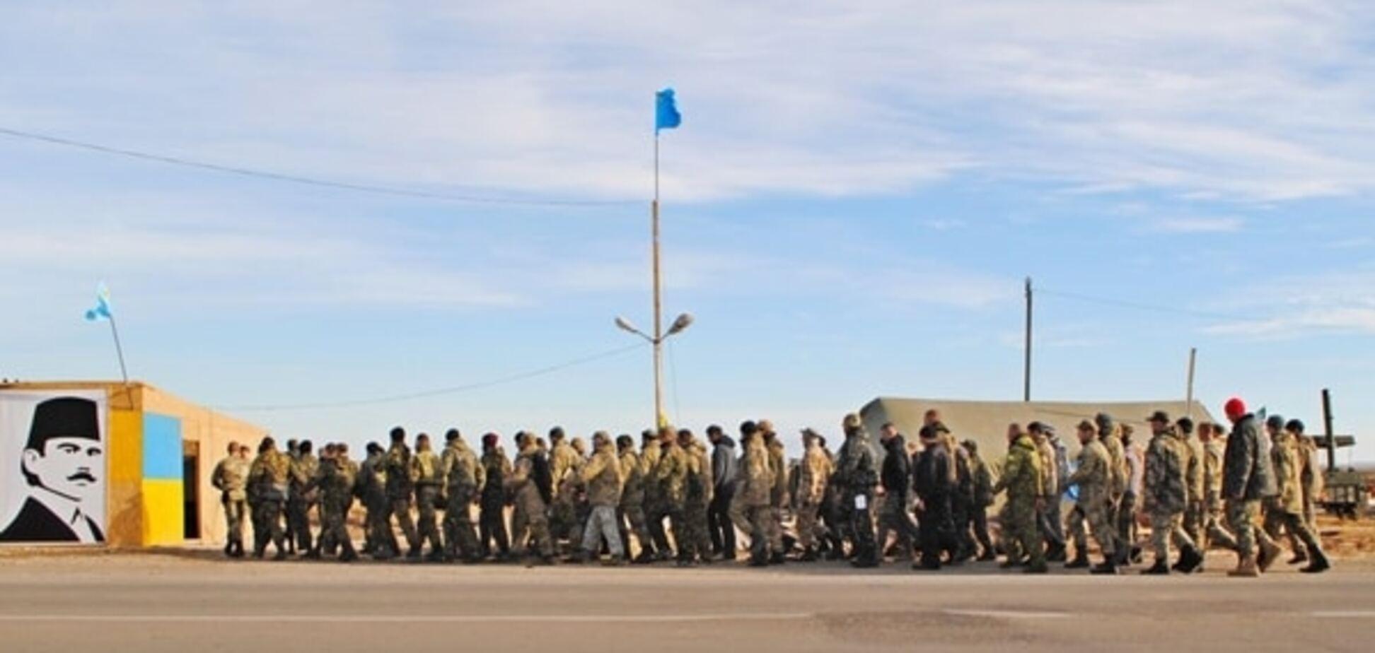 'Правий сектор' посилив блокаду окупованого Криму: опубліковані фото