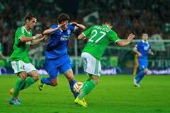 Французы не пустили украинских болельщиков на матч Лиги Европы