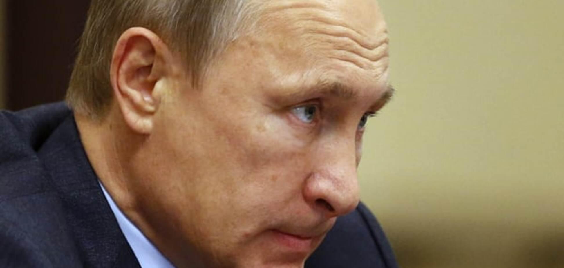 Не минуло й року: Путін приніс співчуття сім'ям загиблих росіян