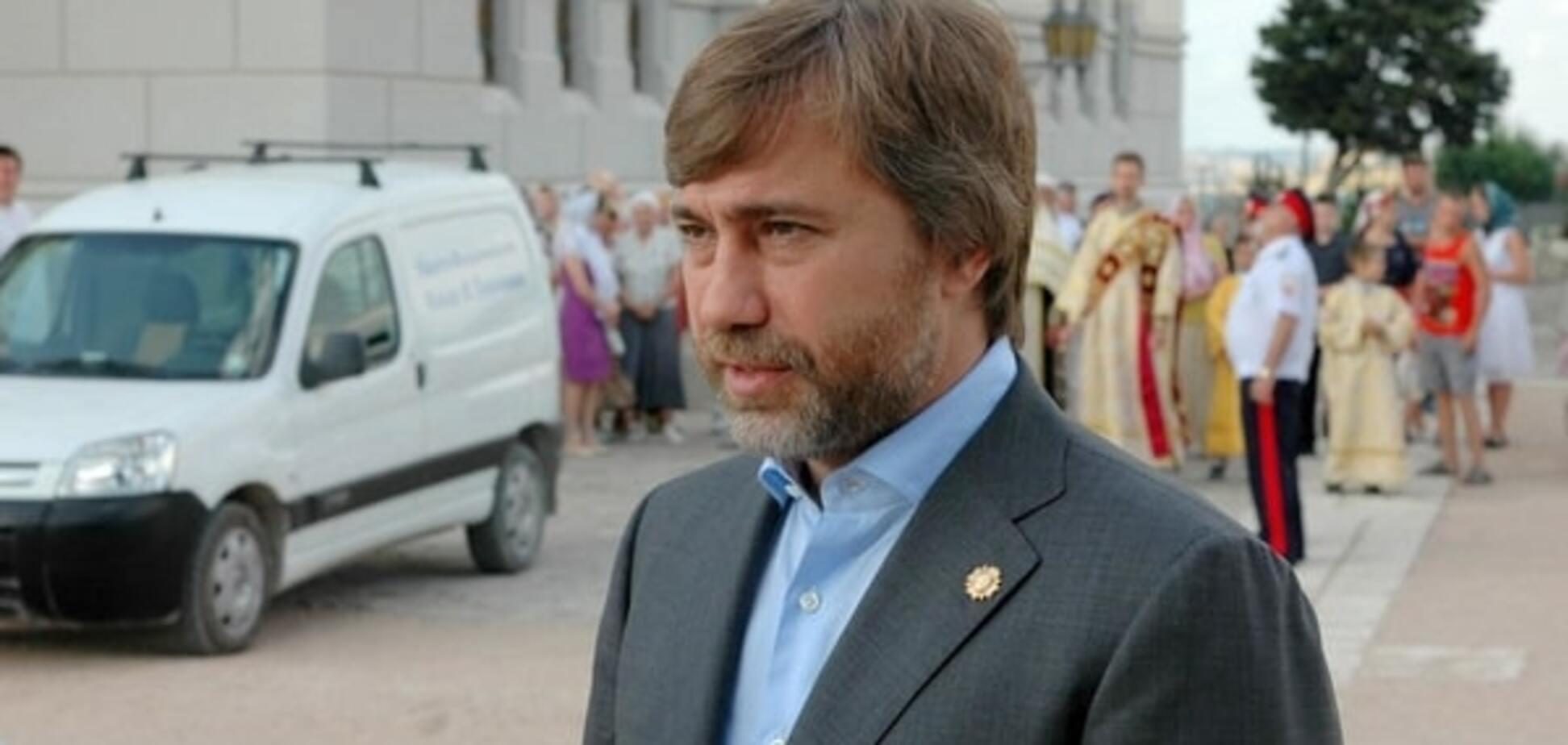 Новинський заявив про готовність прийти на допит у МВС