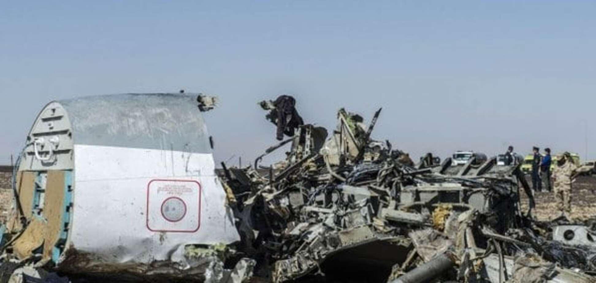 Взрывчатка на борту: аналитики США назвали вероятную причину крушения A321