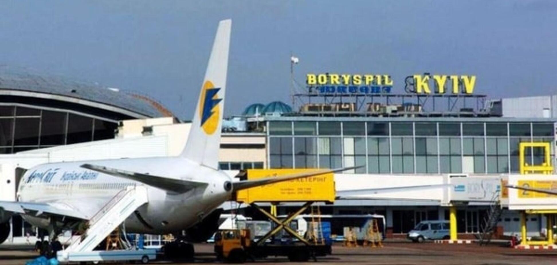 'Борисполь' не обеднел из-за отсутствия рейсов в Россию