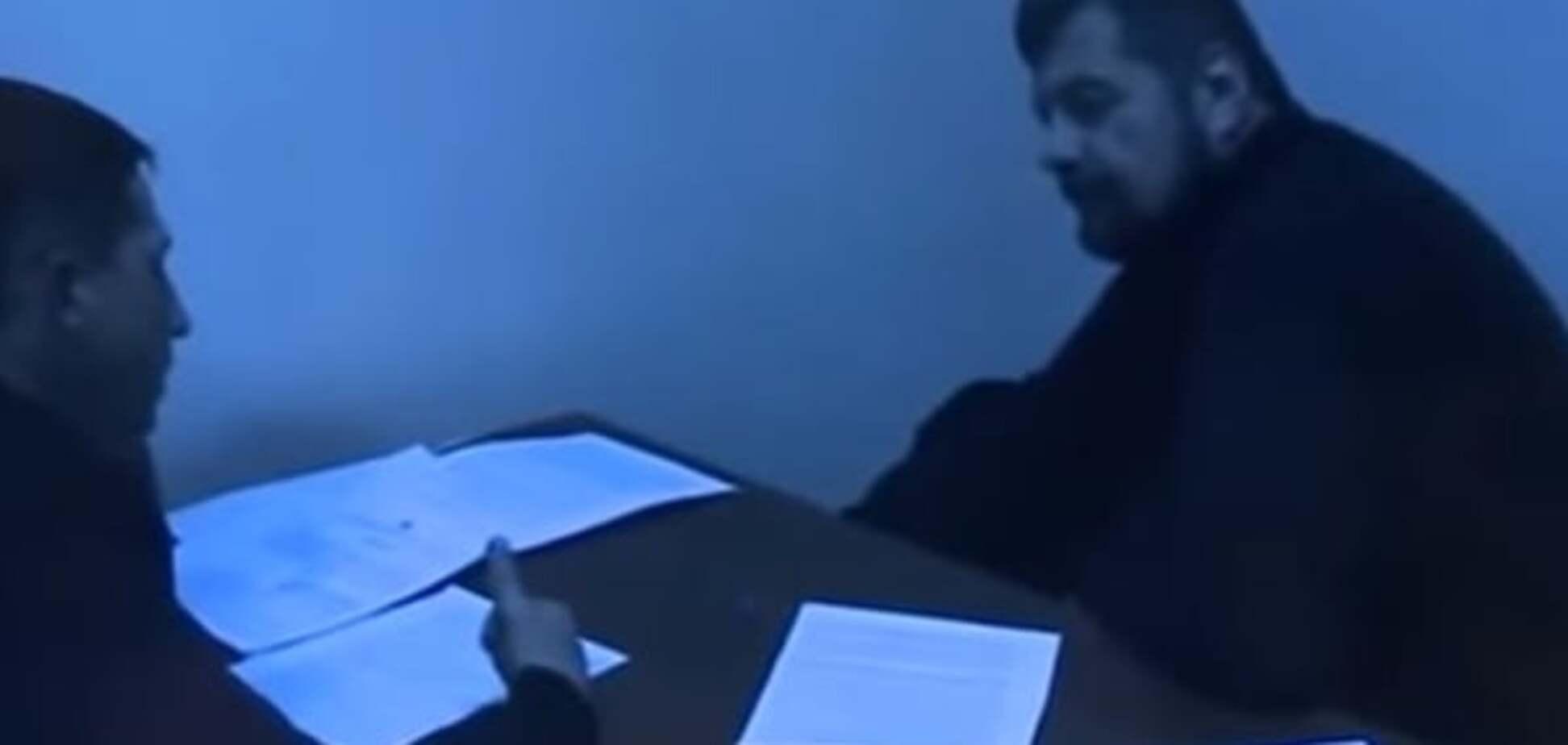 Опубліковано відео зізнання Мосійчука в отриманні хабарів
