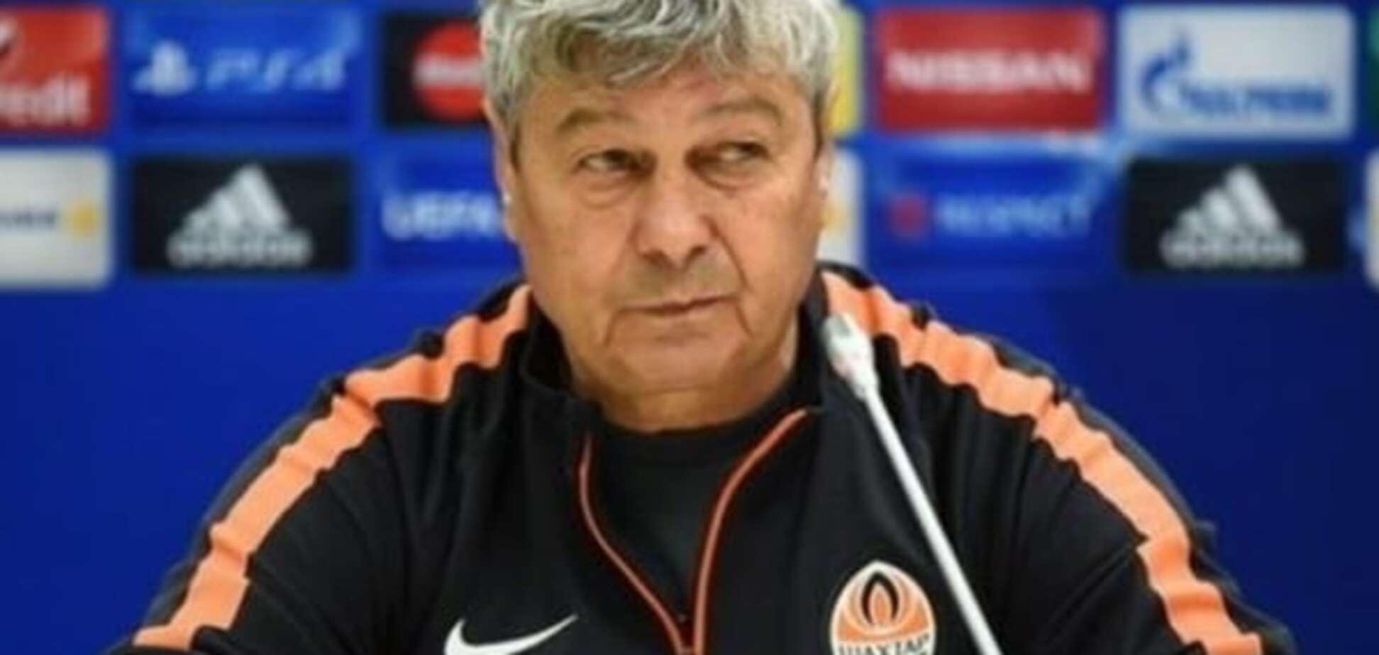 Луческу не сподівається на підтримку Львова в Лізі чемпіонів