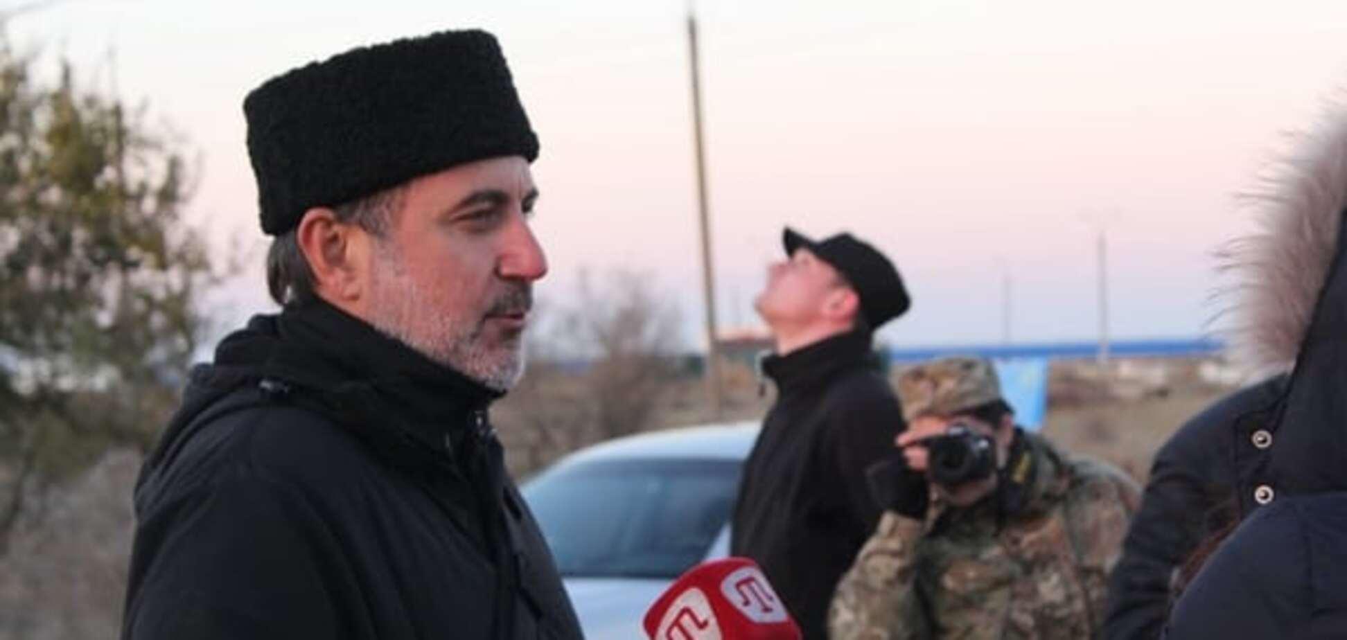 ФСБ порушила справу проти координатора блокади Криму: у нього проводять обшуки