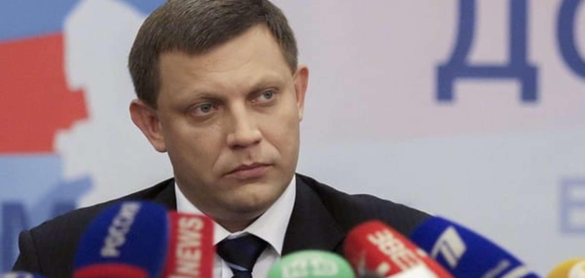 Захарченко пригрозил переселенцам: расстреливать не будем, но искупать вину заставим