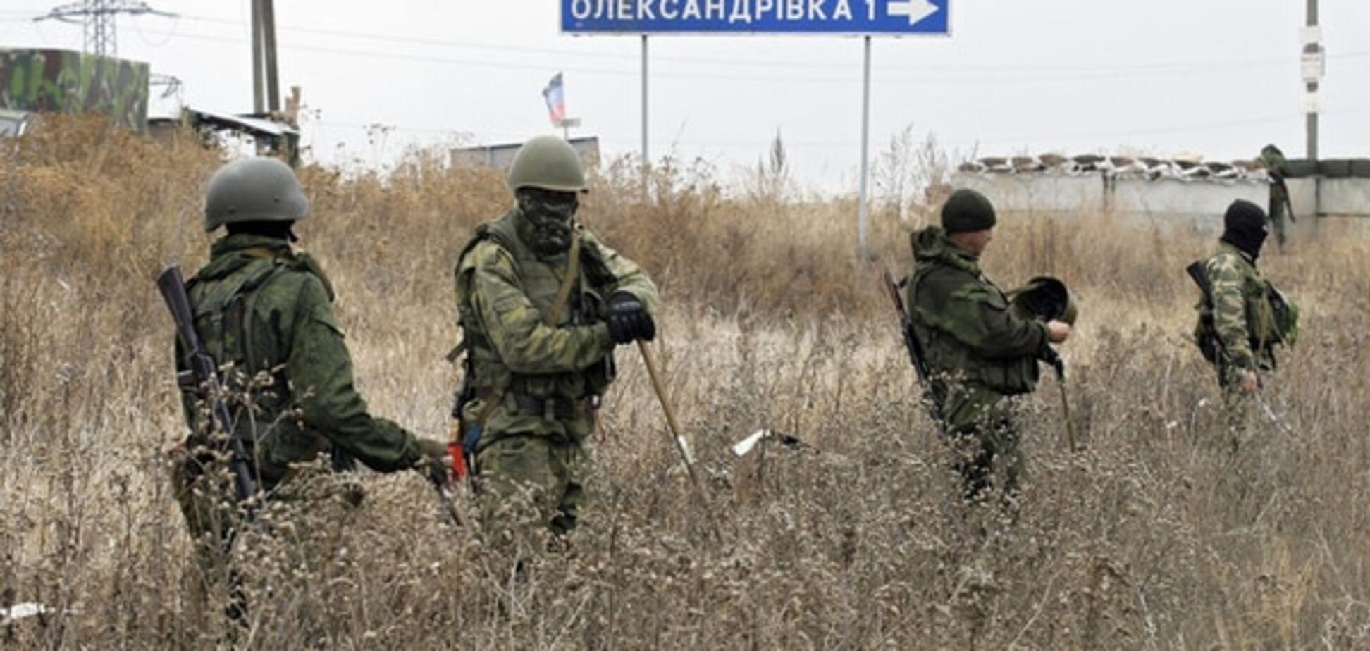На Донбасі 'засікли' російських десантників і спецназівців