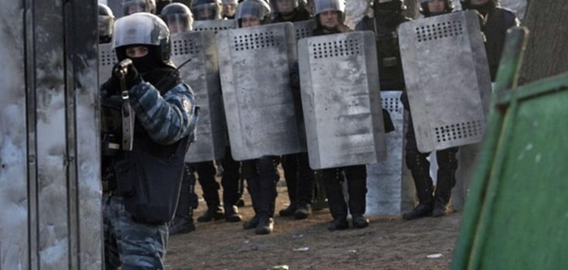 Кати Майдану: опубліковані фото всіх 'беркутівців', причетних до розстрілів активістів