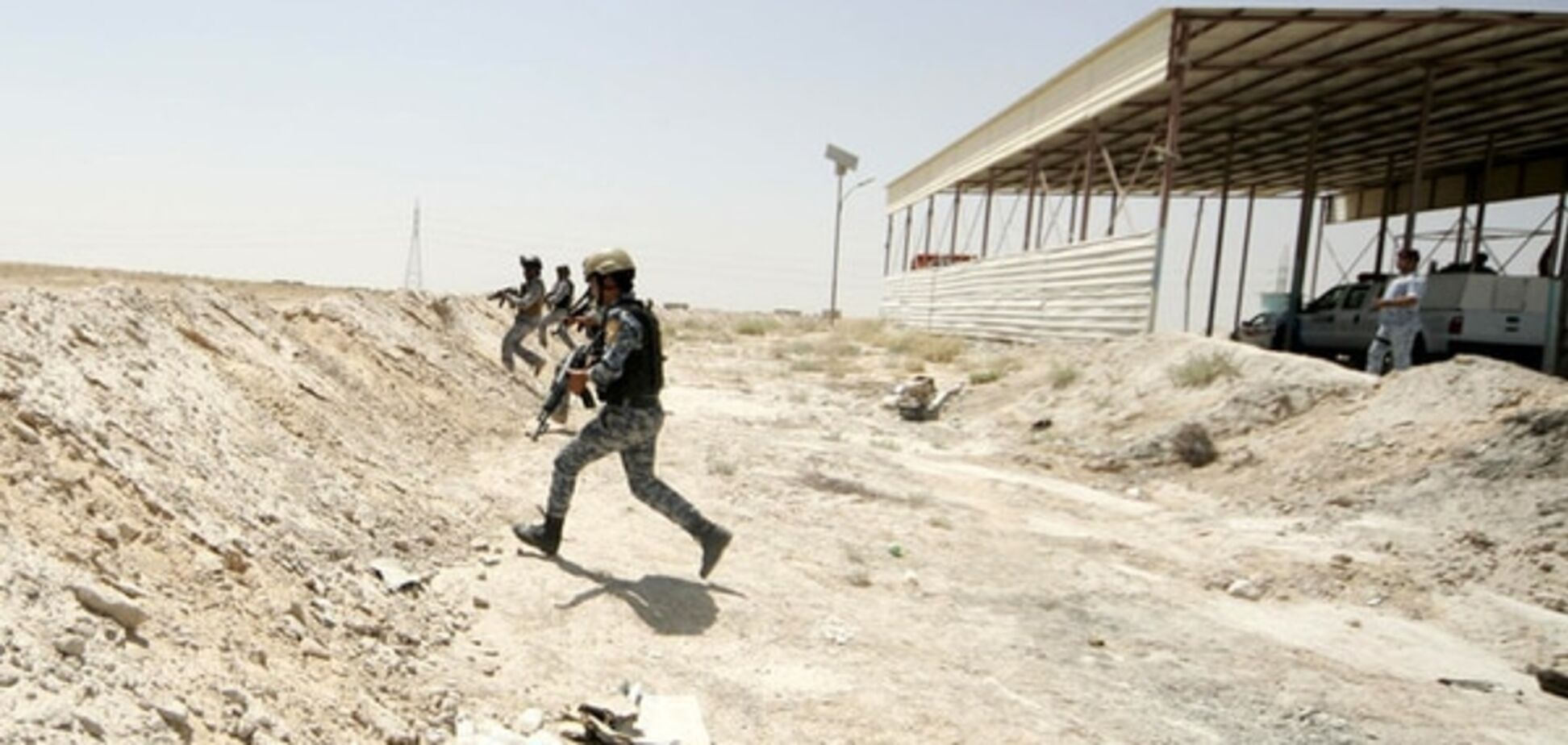 Задержанный пособник террористов ИГИЛ заявил о покупке оружия в Украине