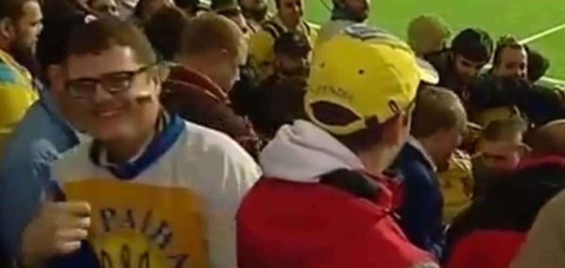 'Слава Гитлеру!' Фанаты сборной Украины шокировали поступком: видео провокации